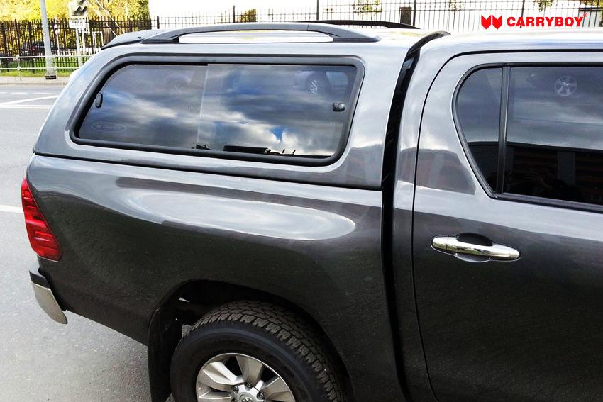 Toyota All New Hilux 2015 2016 Carryboy Fiberglass