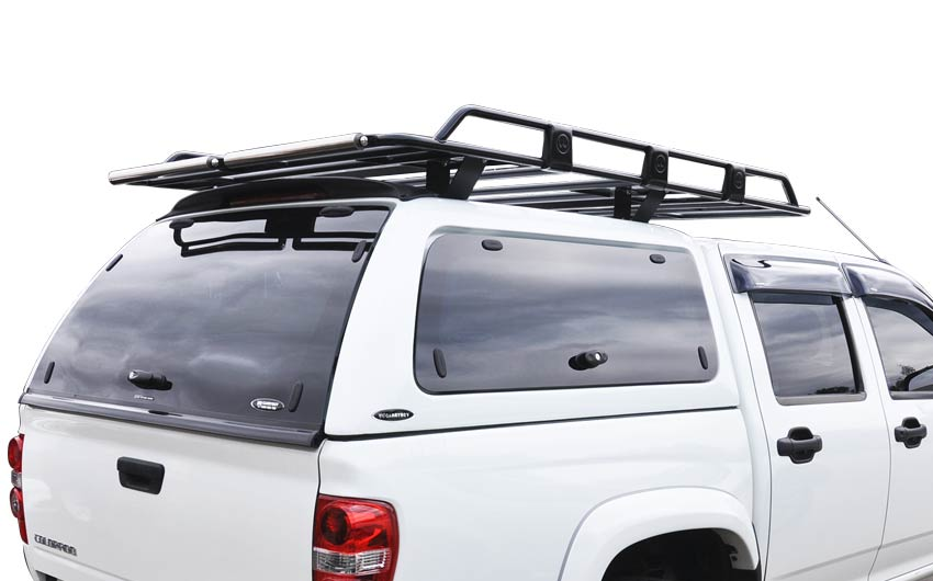 Roof Rack Ladder >> ACCESSORIES – CARRYBOY : Fiberglass Canopies Australia, Canopies Australia, Ute Lids, Canopy Ute ...