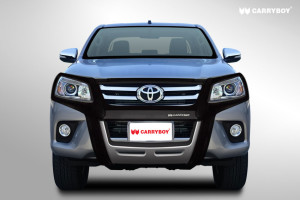 carryboy-toyota-hilux-revo-2016-A-BAR-FRONT-NUDGE-GUARD-CURVE-WING-POLYURETHANE