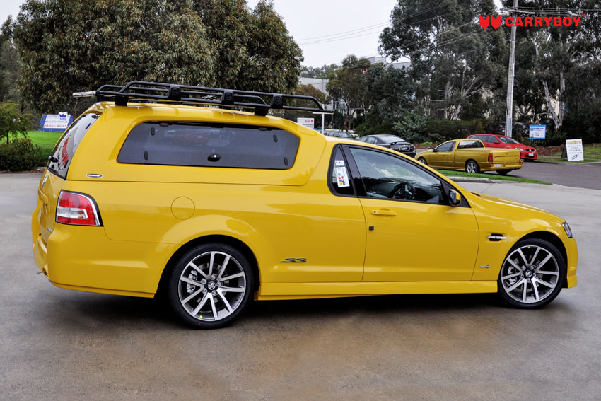 Holden Ve Vf So Carryboy Fiberglass Canopies Australia