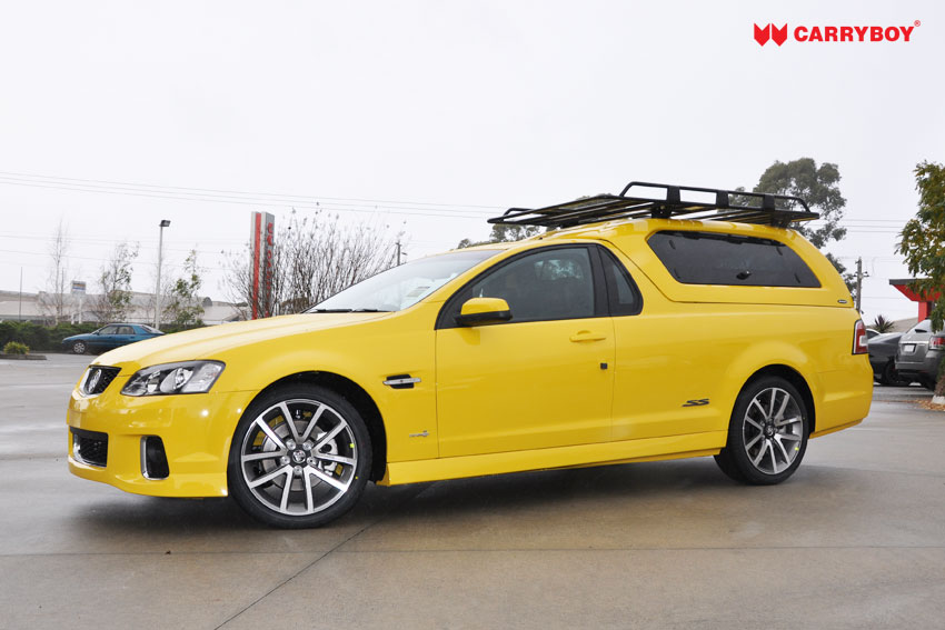 SO SERIES AVAILABLE FOR YOUR UTE & HOLDEN VE/VF UTE 2008-2013 u2013 CARRYBOY : Fiberglass Canopies ...
