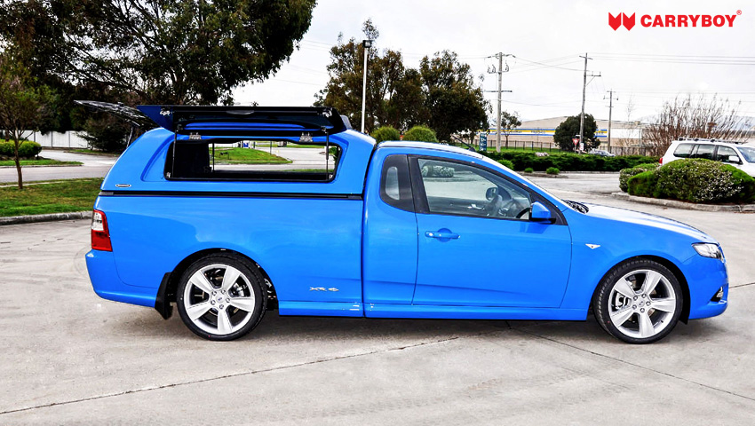 Ford Falcon So Carryboy Fiberglass Canopies Australia