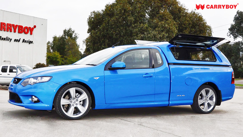 SO SERIES AVAILABLE FOR YOUR UTE & FORD FG/BA FALCON CANOPY u2013 CARRYBOY : Fiberglass Canopies ...