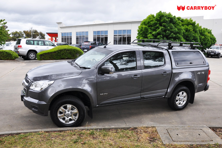 SO ... & HOLDEN COLORADO (GMI700) u2013 CARRYBOY : Fiberglass Canopies ...