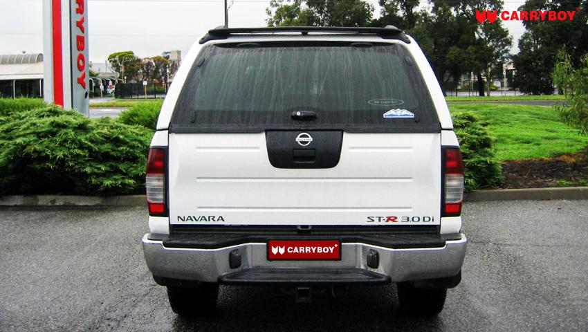 S560 ... & NISSAN NAVARA 1988-2008 u2013 CARRYBOY : Fiberglass Canopies Australia ...