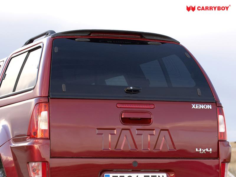 Tata Carryboy Fiberglass Canopies Australia Canopies